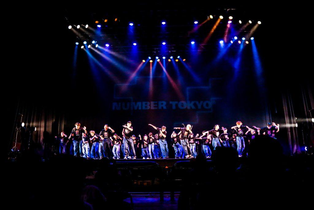NUMBER TOKYO®vol.0 イベント終了のお知らせ